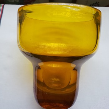 Blenko Vase - Art Glass