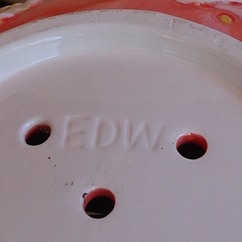 Help with Mark identification? - Pottery