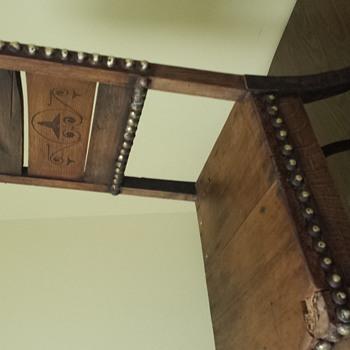 late 1800s chair need help