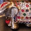 Butler & Wilson Elephant Pin