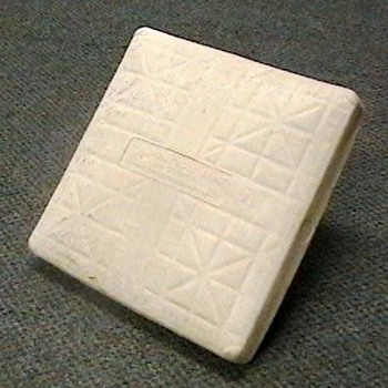 Base Used at Wrigley Field During the 2008 Season