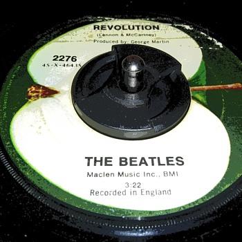 45 RPM SINGLE....#181 - Records