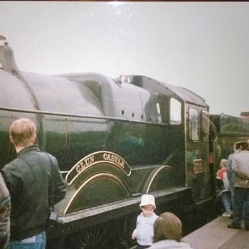 1988-Birmingham -tyseley railway museum. - Railroadiana