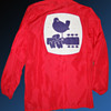 Original Felco WOODSTOCK 1969 Red Security Jacket