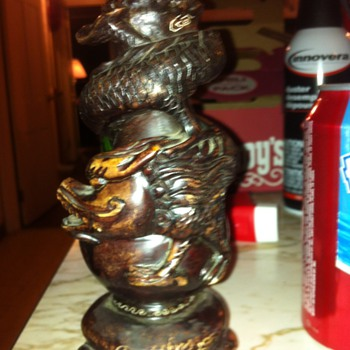 Antique Japaneese Incense Burner - Asian