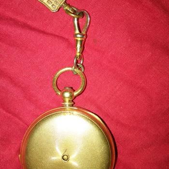 courvoisier freres chaux de fonds swiss - Pocket Watches