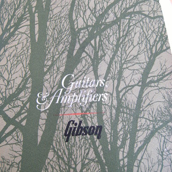 Vintage Gibson Guitar Catalog, Part 3 of 3