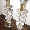 Lovely Lucite Lamps