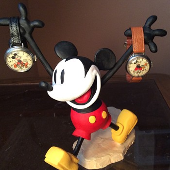 Mickey's Mickeys - Wristwatches