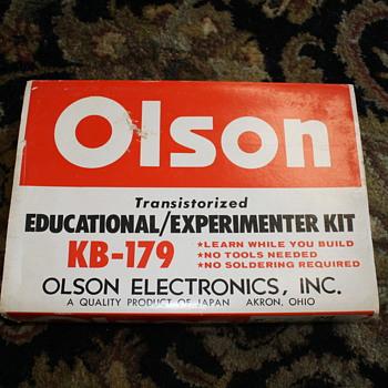 Olson Electronics of Ohio