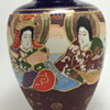 Late 1920's Japanese Porcelain Vase - MORIYAMA MORI-MACHI