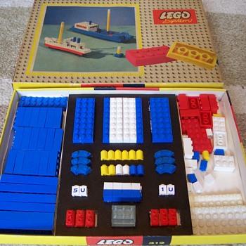 Vintage Lego sets - Toys