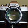 Minolta SRT 101 / MC ROKKOR - PG Lens