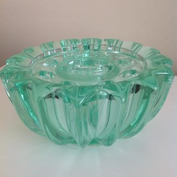 Vintage??? Bowl vase  - Glassware