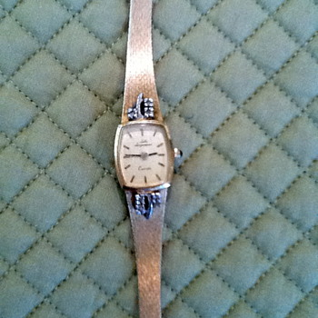Grandmother's Jules Jurgenson Ladies Watch - Wristwatches