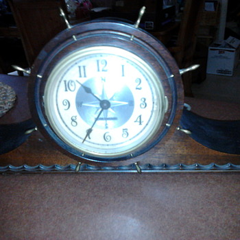 Seth Thomas Nautical Clock
