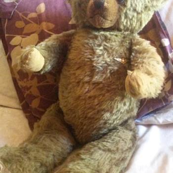 Naval Flight Commander Teddy Bear
