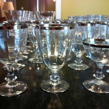 Glassware Mysteries - Glassware