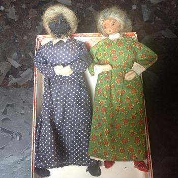 Flea Market Find - Dolls