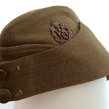 Royal Flying Corps. Officer's side hat. - Military and Wartime