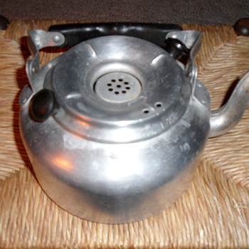 My New Mystery Kettle - Kitchen