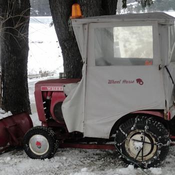 1976 Wheel Horse C-160 Garden Tractor - Tractors