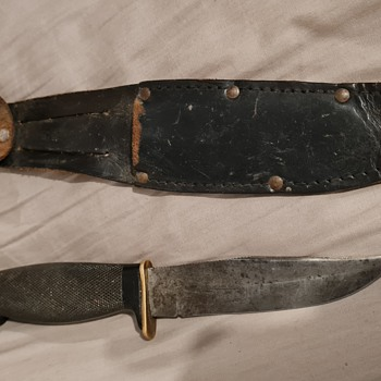 Can't find any info about this j.clarke & son knife  - Tools and Hardware