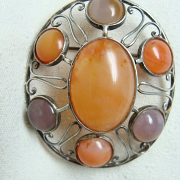 Parenti ? Brooch/Pendant - Fine Jewelry
