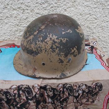 iraqi m80 helmet  - Military and Wartime