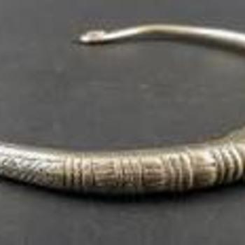 1200 bc Indian Historical Hansuli Jewellry