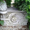 8 Antique Architectual Stone Capitols