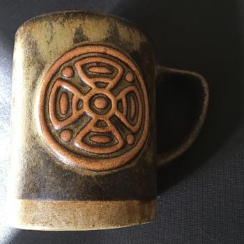 Vintage tankard  - Pottery