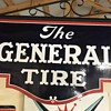 General tire company hanging sign