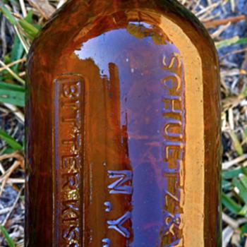 ===Saratoga Type Bottle===