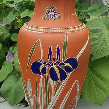 TERRACOTTA VASE - Pottery