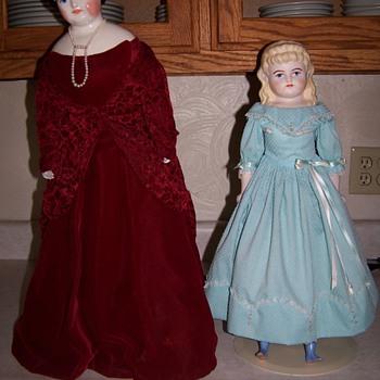 New dolls - Dolls