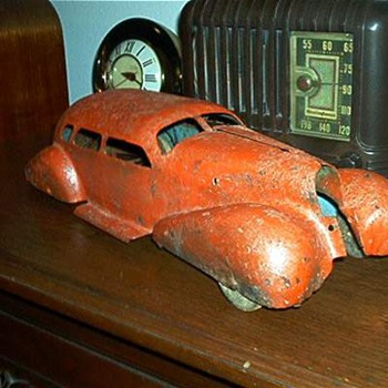 1939 Wyandotte Lasalle  - Model Cars