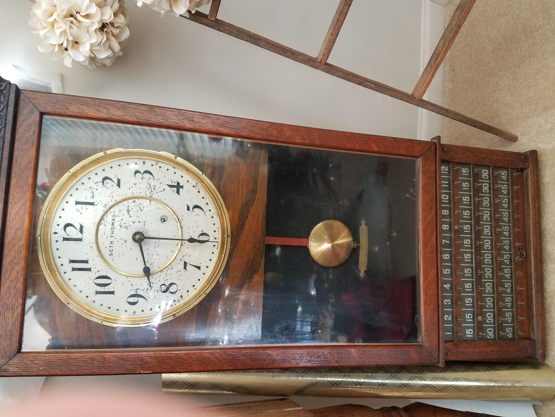 Seth Thomas Hotel Clock Parts Needed Collectors Weekly