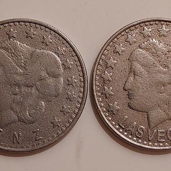 Las Vegas game token - US Coins