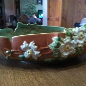 Roseville bowls - Pottery