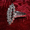 Sterling Silver Ring with Marcasite