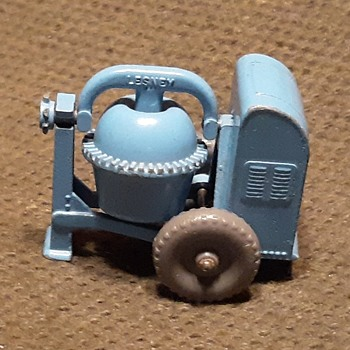 Monolithic Megalithic Matchbox Monday MB 3A Cement Mixer One Of The First Matchbox Models - Model Cars