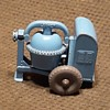 Monolithic Megalithic Matchbox Monday MB 3A Cement Mixer One Of The First Matchbox Models