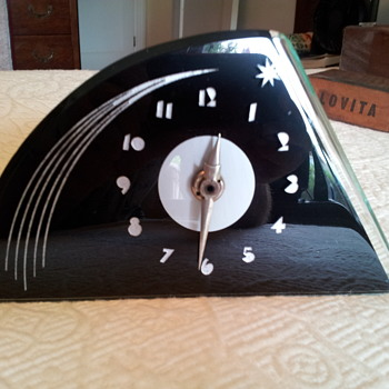 Waltham Watch Desk Clock - Clocks