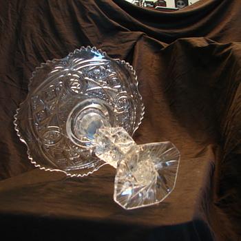eapg glass abuse!!! Help Un-Gluing Glass - Glassware