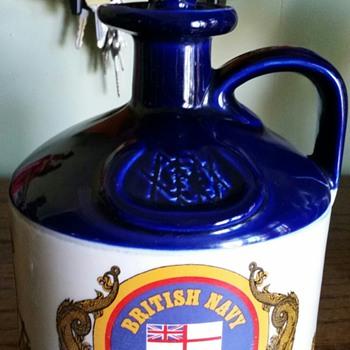 COLLECTIBLE BRITISH IMPORT ,YUMMY  - Bottles