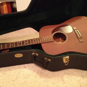 Vintage 1941 D-15 M Martin Guitar  - Guitars