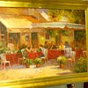 """French/Italian, Impressionism Painting""""MIGUEL"""" 20 Century"""