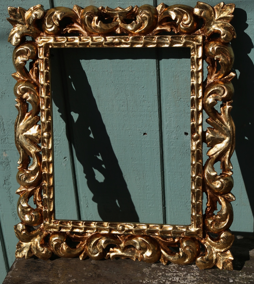 Beautiful gilded frames i had made in mexico collectors weekly jeuxipadfo Images