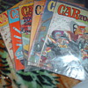 Comic Books......